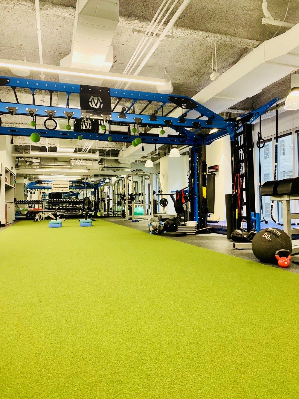 Functional Fitness Studio Gym Design