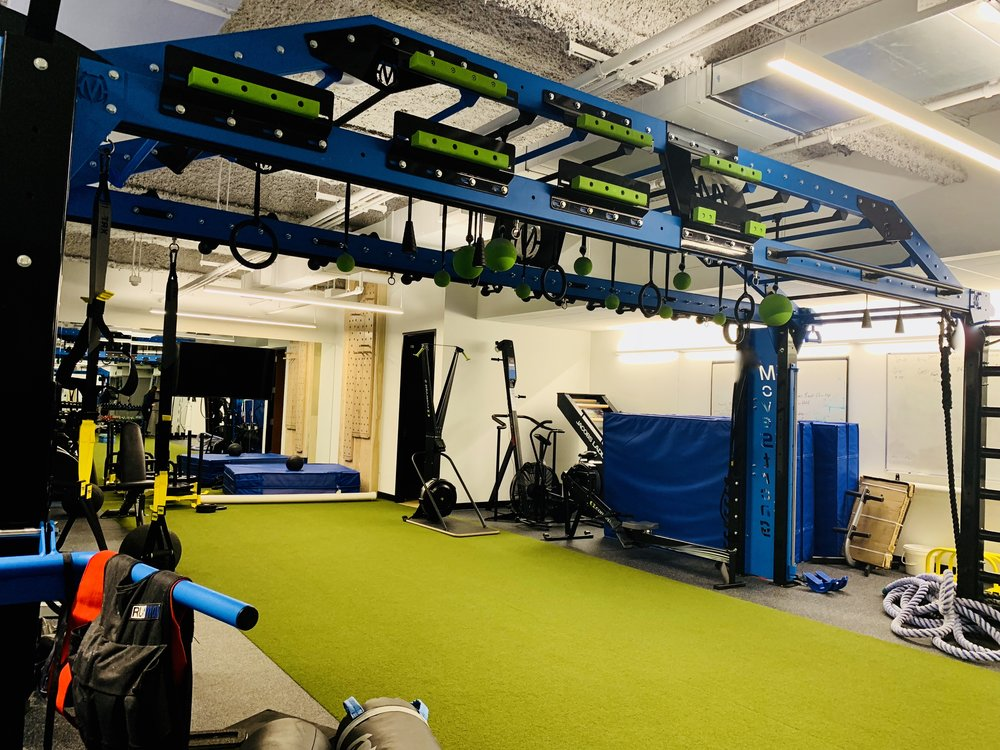 Employee wellness and workouts with MoveStrong Functional Fitness