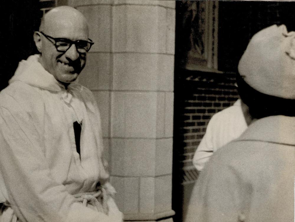 The Rev'd William G. Kibitz, c.1962.