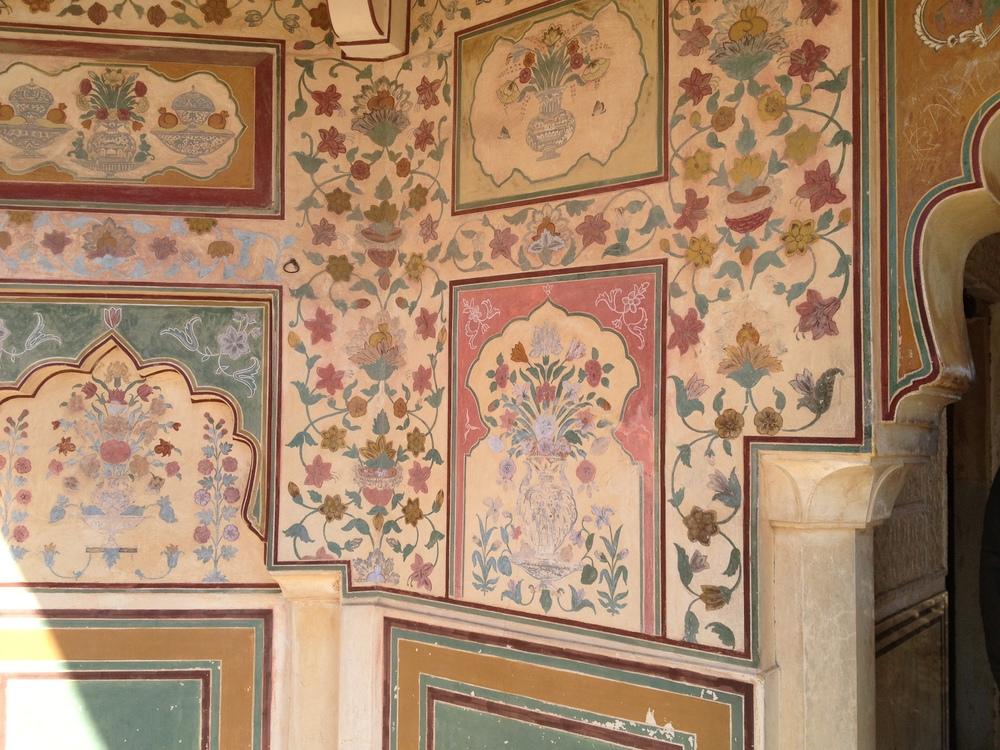 Inspiration for block prints in Jaipur
