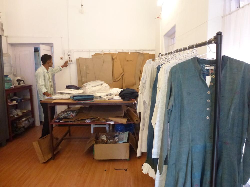 Maku workshop in Kolkata