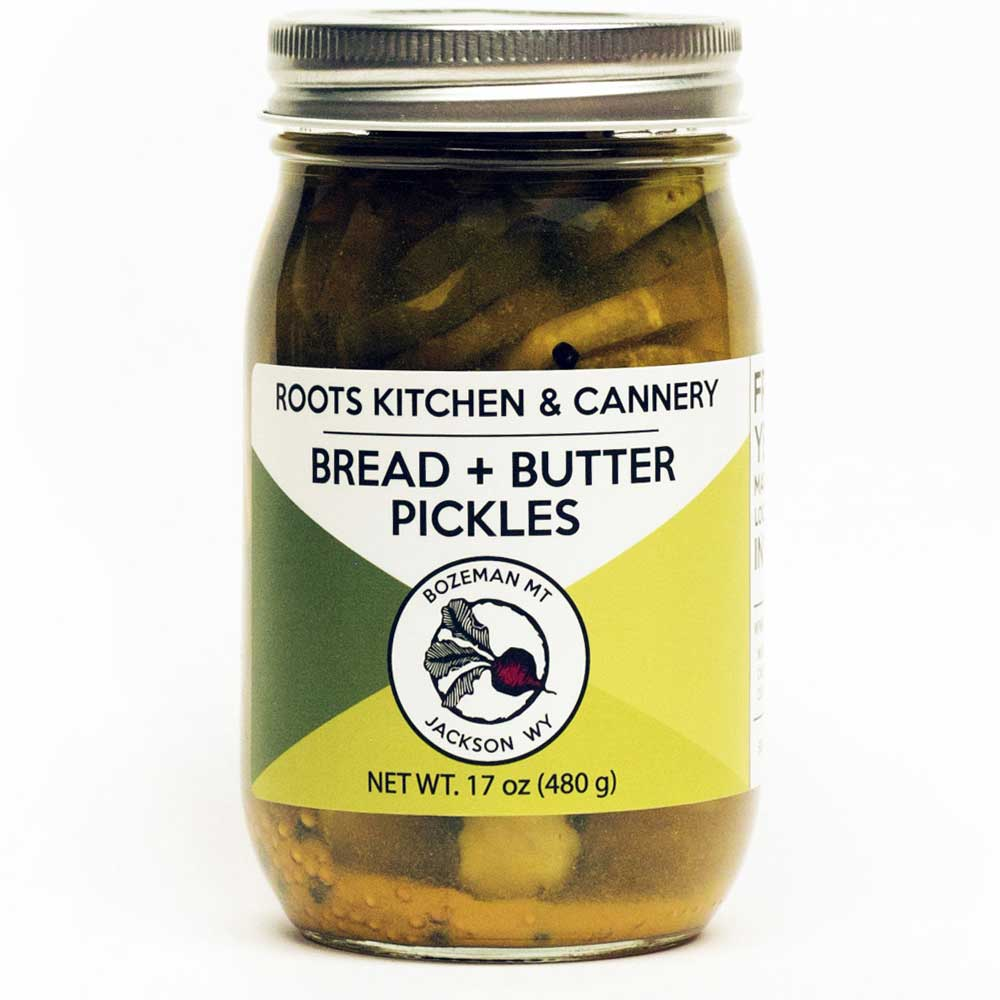 Bread & Butter Pickles - The sweet and tangy pickle chips of your childhood have grown up and taken on a hint of peppercorn spice.