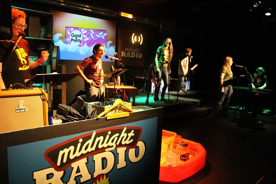Midnight Radio Jr. (2013)