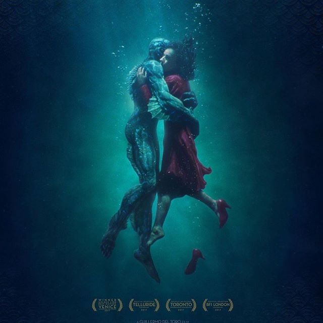 A Monster of a Valentine's - a Feb 15 screening of Oscar-winner The Shape of Water! Join us