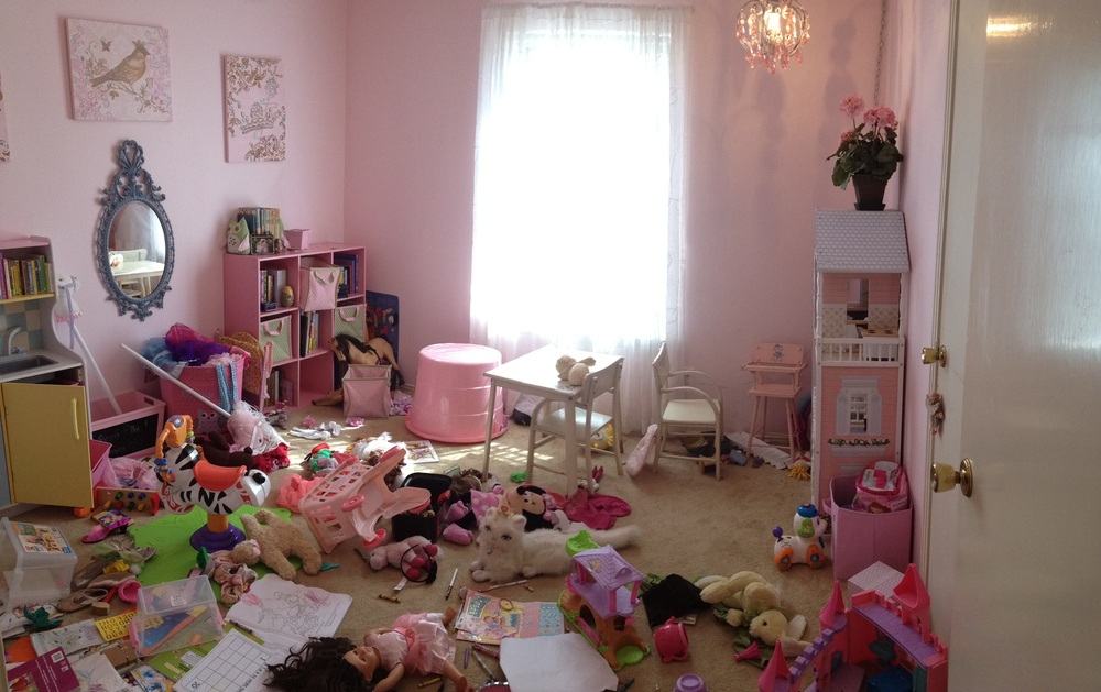 Is it just me, or is there a lot of pink in this mess?