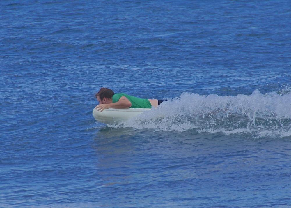 SURFMAT Phileas Jamie McClellen Puerto Rico