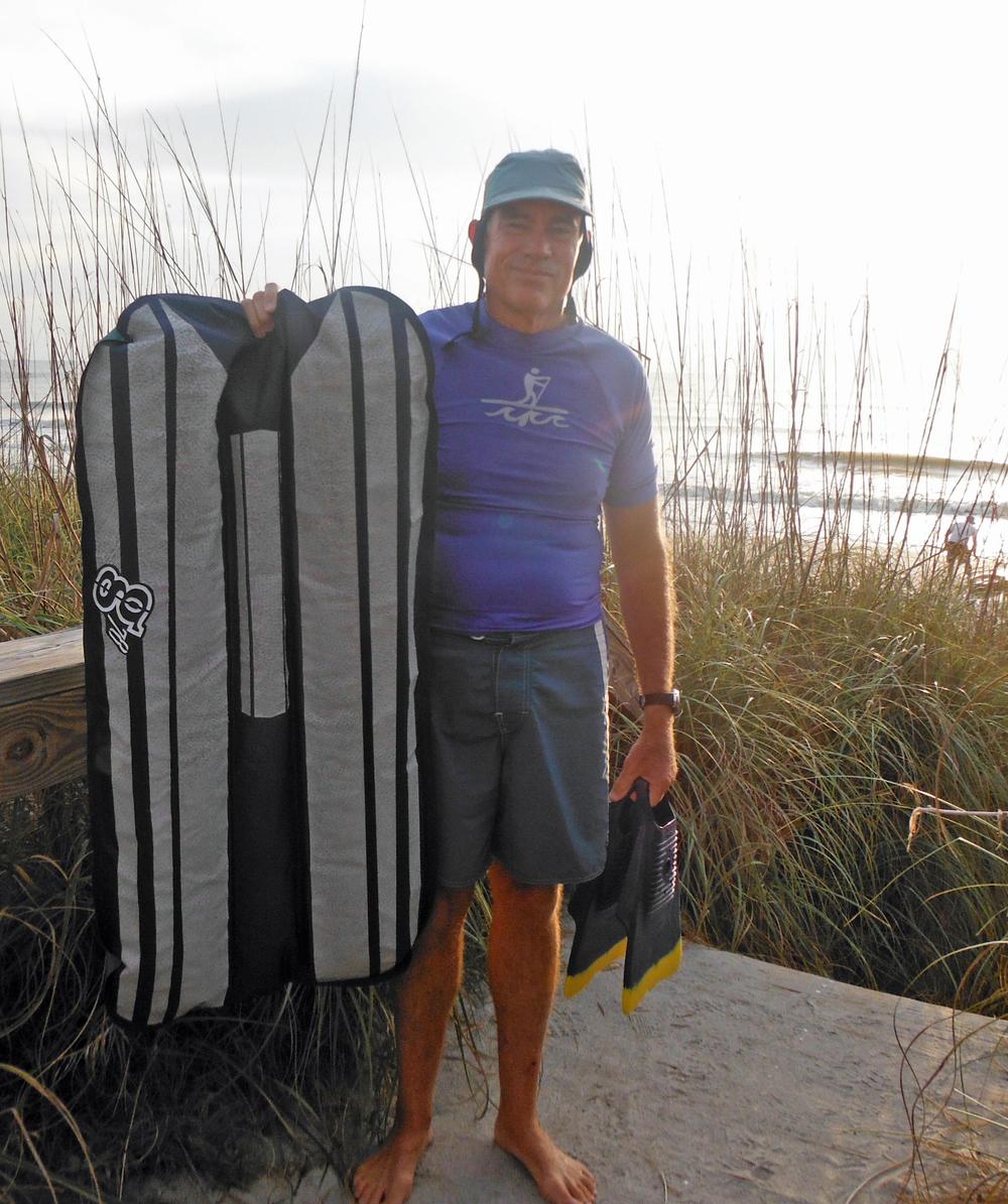 Surf mat John Hughes Surfmat Rubber Bucky 6783737376