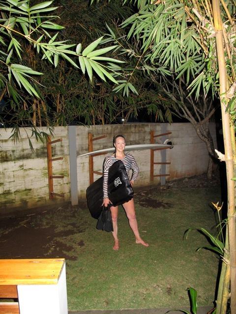 Demi Taylor Surfmat