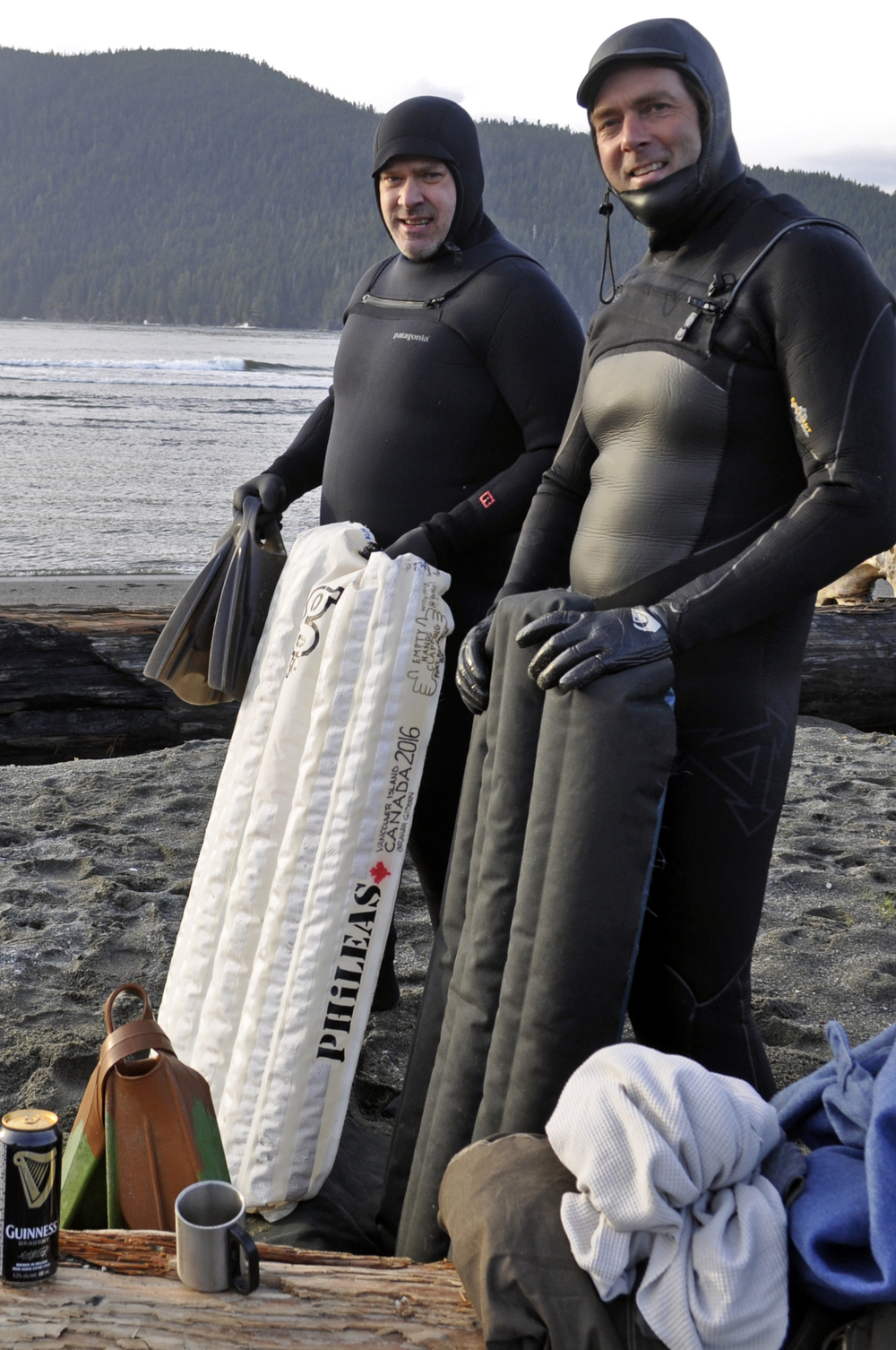Phileas Surfmat Surf mat Canada Vancouver Island 6846