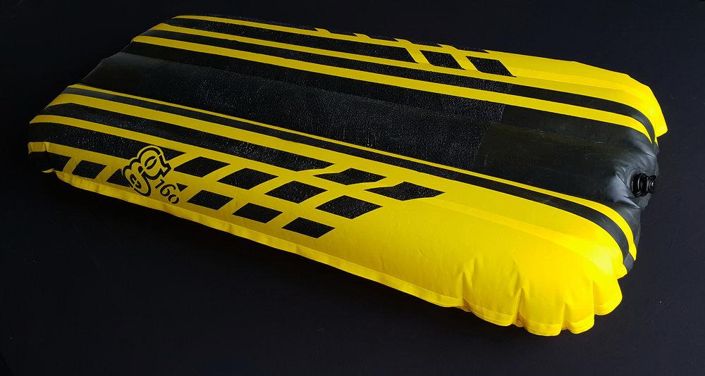G-Mat 160 Surfmat Bumblebee Kris Robinson