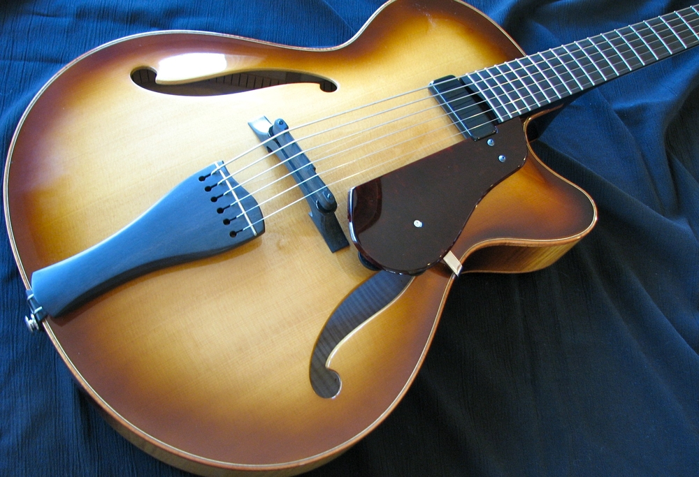 Archtops: Plugged-in or Not, Timeless Tone from the Ages