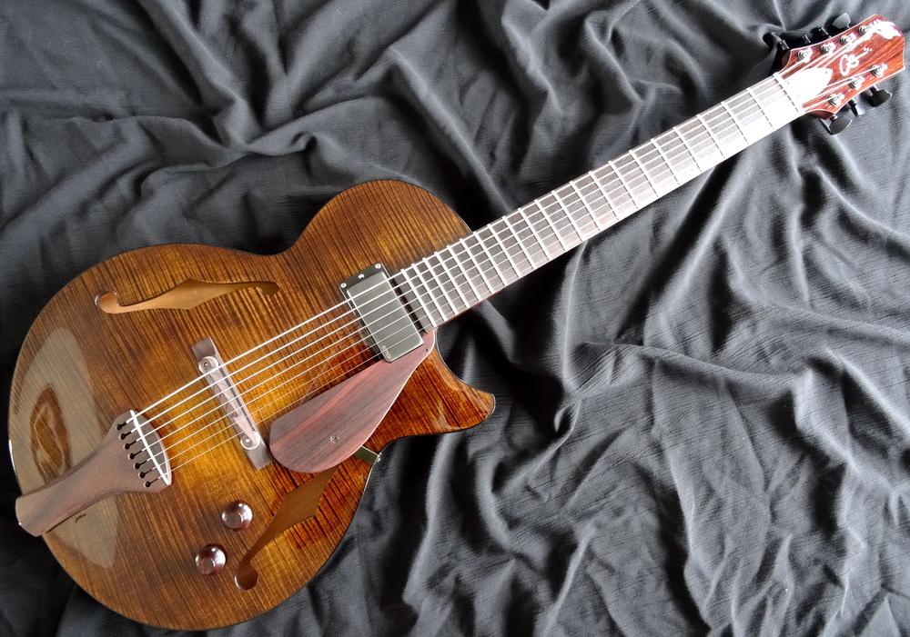 Ron Escheté's Custom 7-string 2-5-1