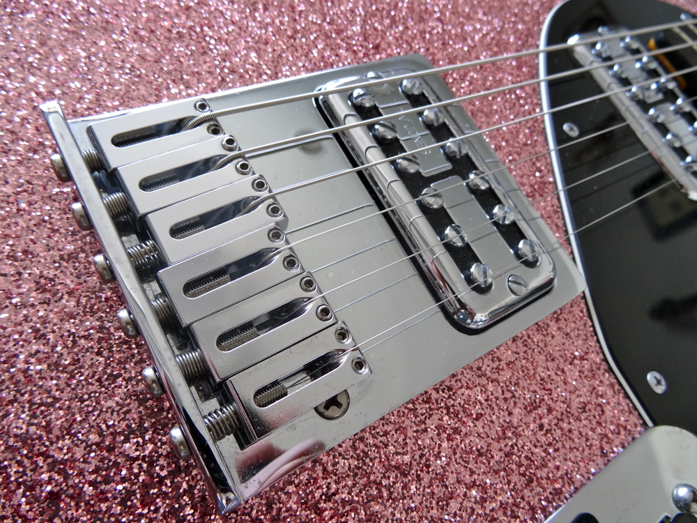 Those TV Jones Tele bridges are just amazing!