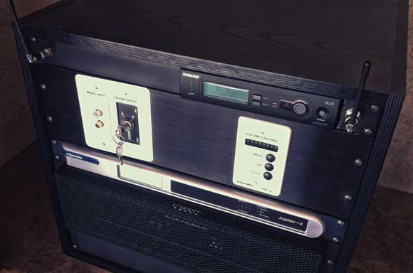 Vanguard University - Outdoor Audio System Integration - Paul Dexter