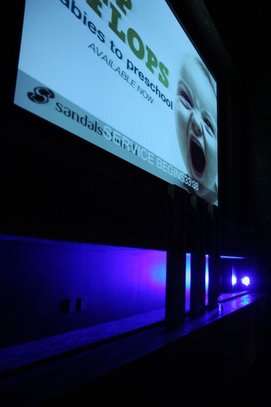 Sandals Church - Video Integration