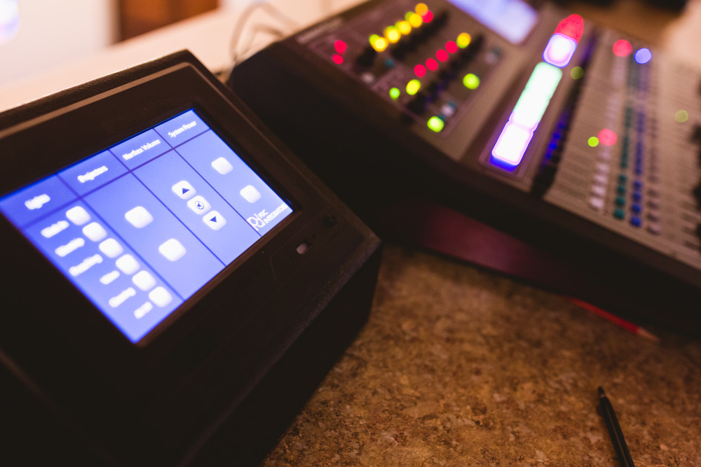 Incarnation Lutheran Church - Audio, Video and Lighting System