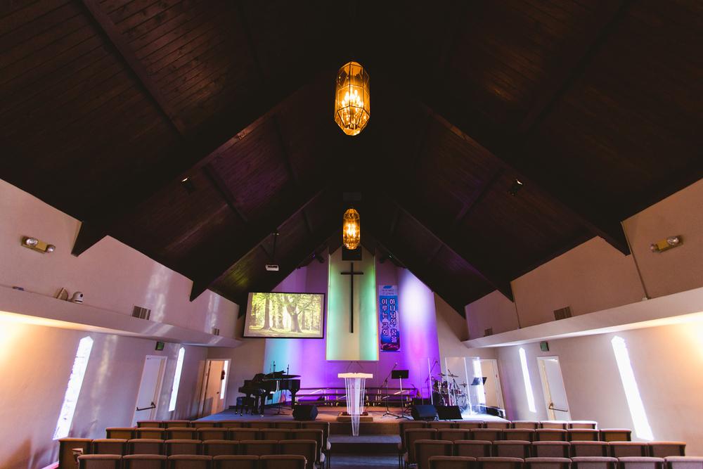 Mission Community Church - Audio, Video & Lighting Integration