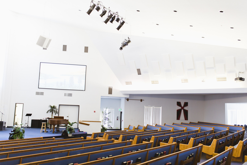The River Church - Audio Video Integration