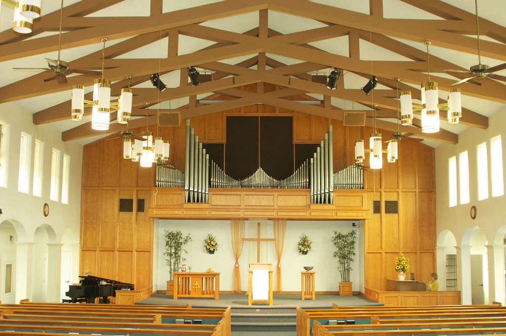 First Christian Reformed Church - Audio Video Integration