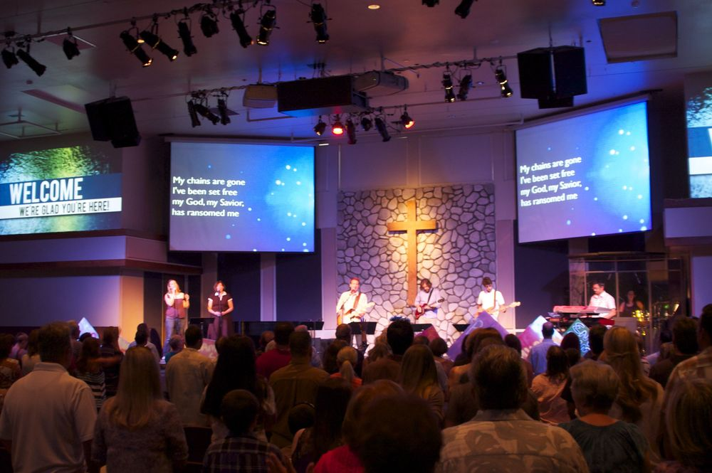 Life Bible Fellowship - Audio System Integration