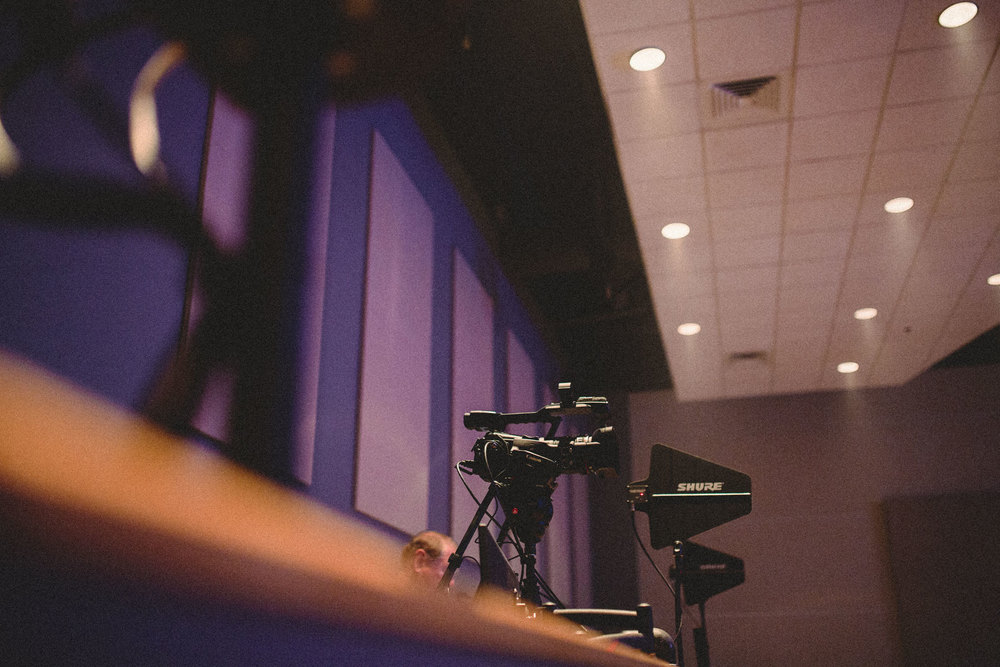 Inland Hills Church - Video System Integration
