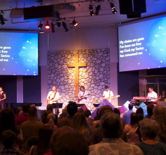 LIFE BIBLE FELLOWSHIP   Upland, CA