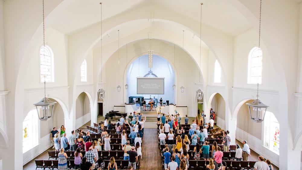 VINTAGE CHURCH   Santa Monica, CA