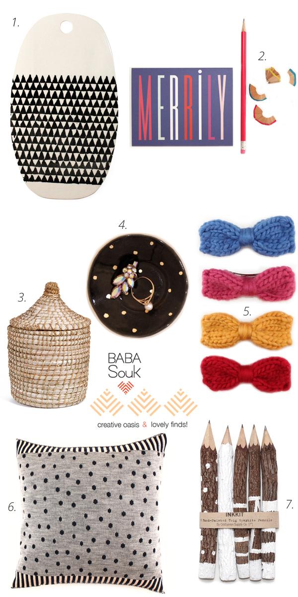 Baba Souk gift ideas!