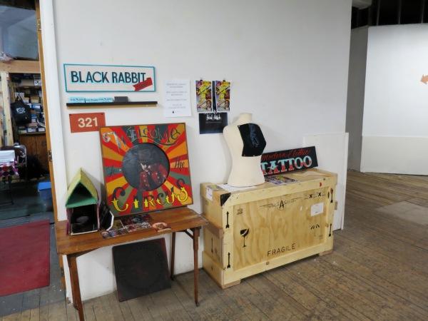 black rabbit studio, syracuse, ny