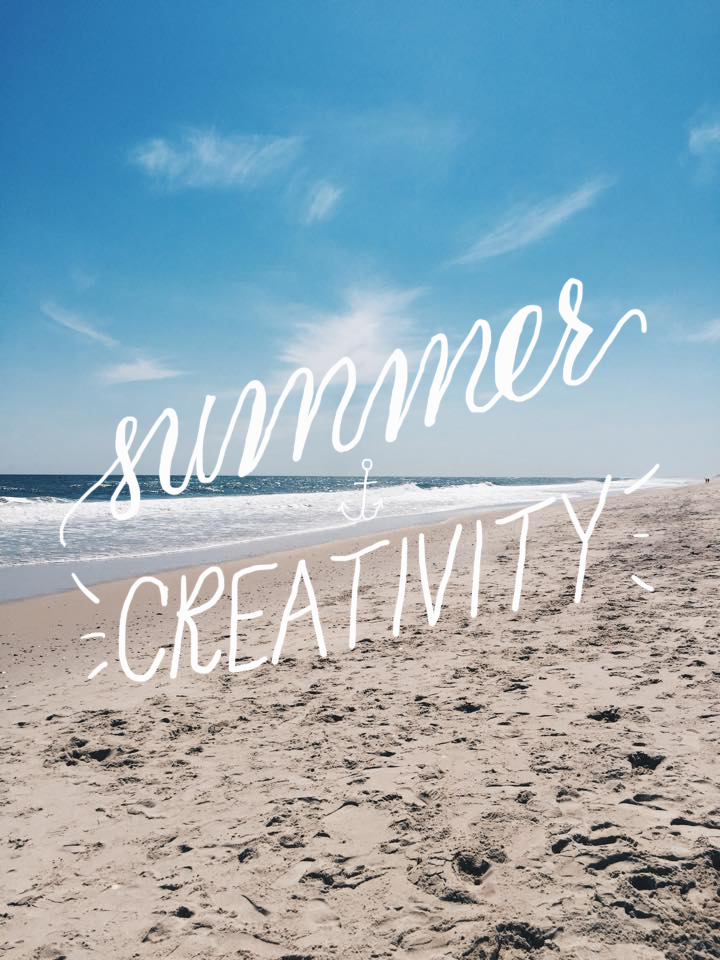 summer creativity by bedsidesign