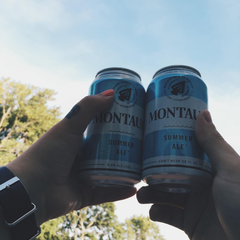 montauk summer ale