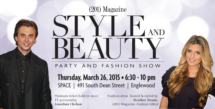 Book your tickets to the amazing 201 Style and Beauty Event this Thursday!