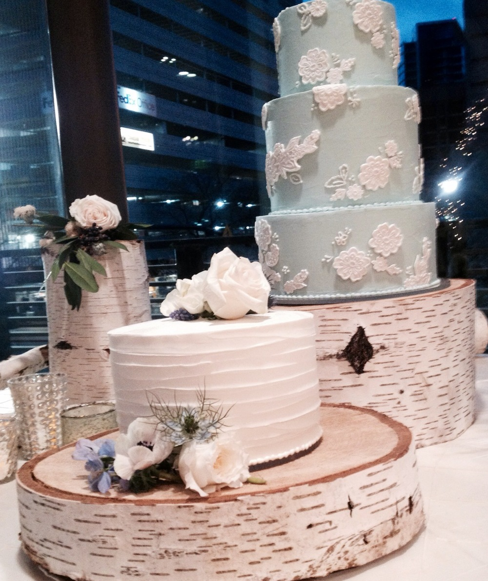 The cakes! by cakes de fleur.