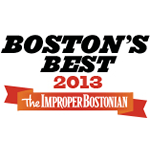 Boston's Best Pizzeria - Improper Bostonian 2013