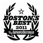 Boston's Best Pizza - Improper Bostonian 2011