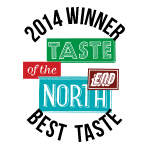 2014 Winner - Taste of The North End