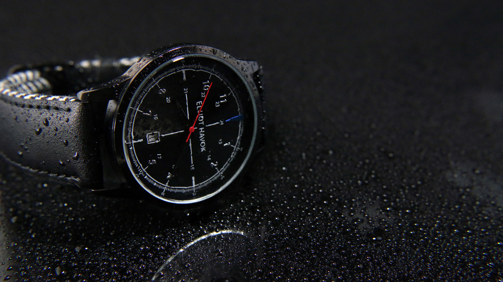Midnight with water Havok Watch.jpg