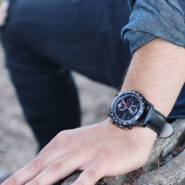 Who's ready? The Havok Chrono is dropping tomorrow on Kickstarter! #havok