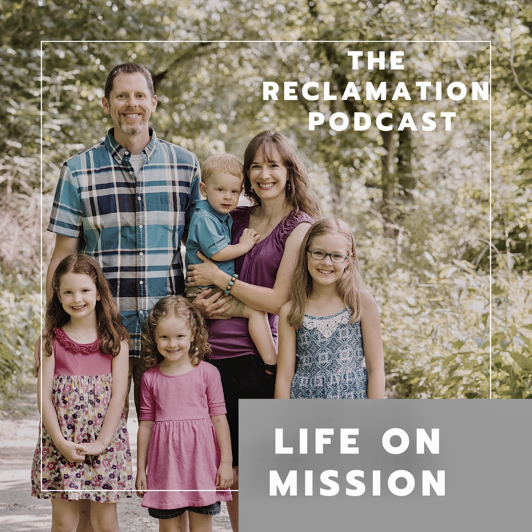 9: Life on Mission — Tony Miltenberger