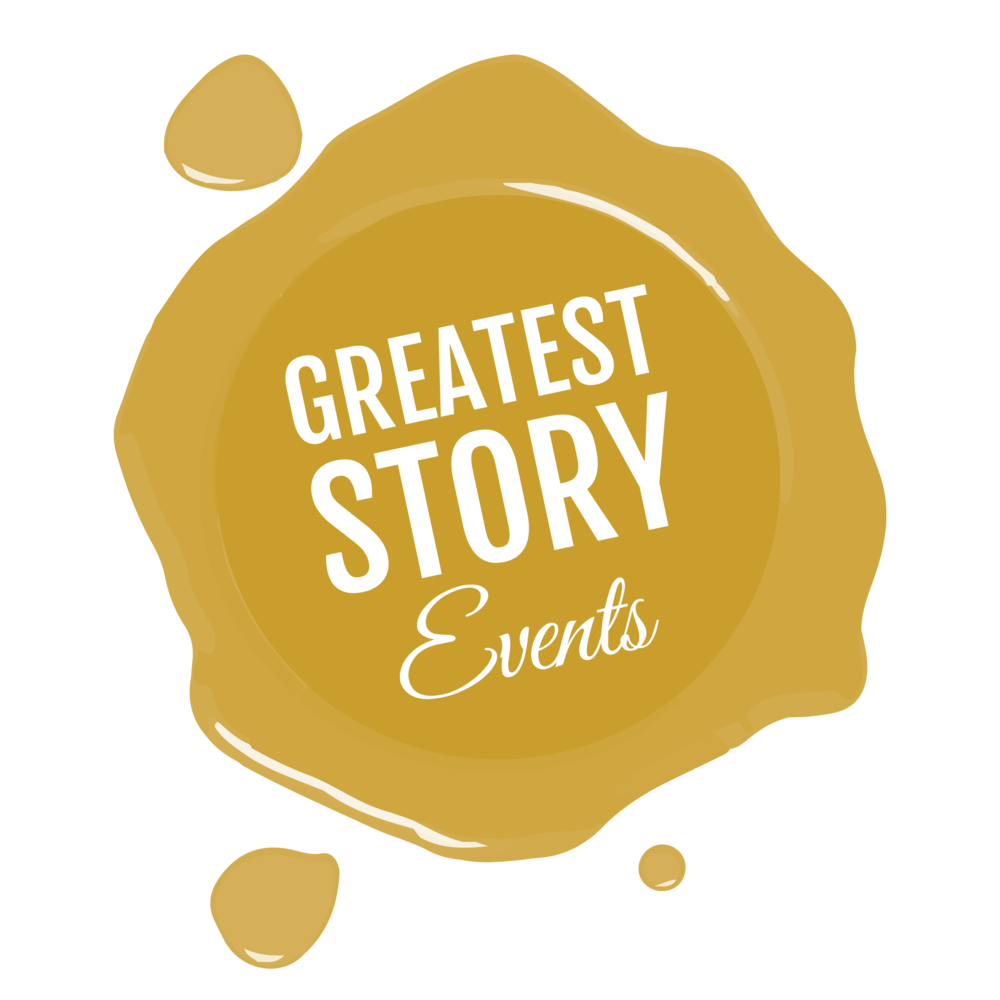 Greatest Story Events | NC Story-based Writing, Design, and Branding for Special Events
