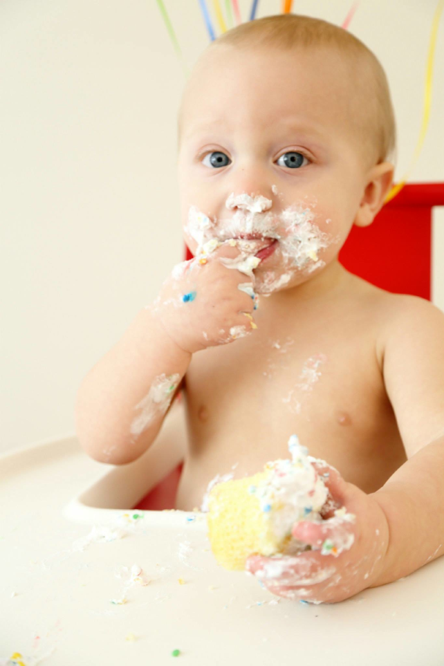 Jackson's 1st Birthday Party