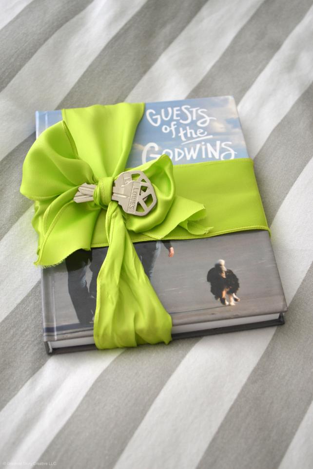 Custom Hardcover Guestbook