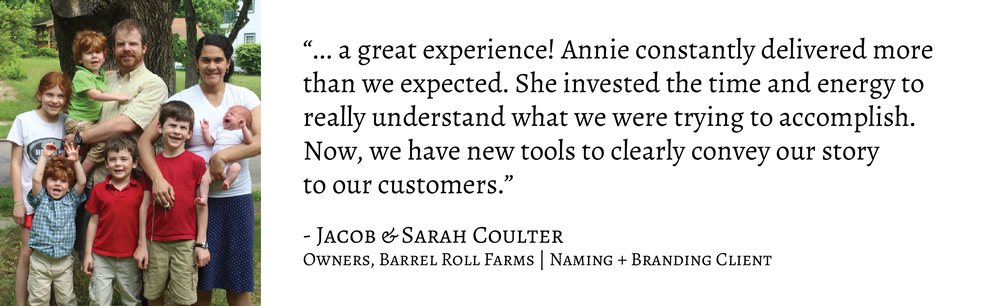 Client Testimonial from Jacob and Sarah Coulter