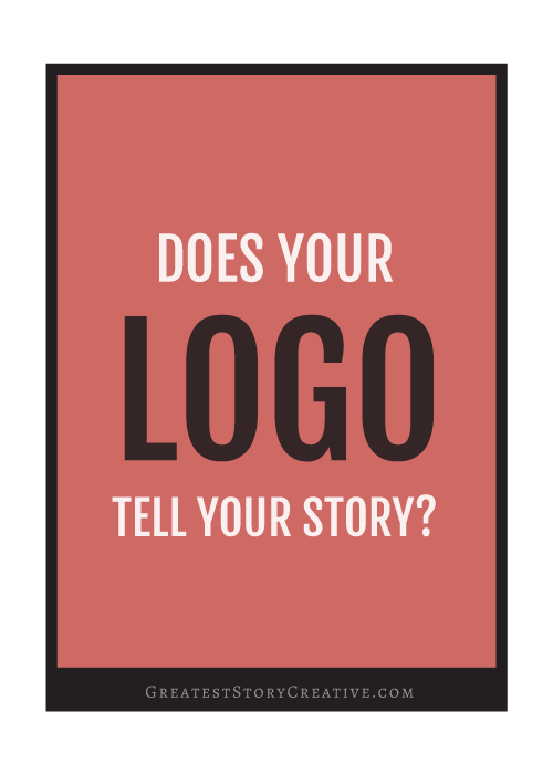 Does Your Logo Tell Your Story | Logo Design Best Practices | Annie Franceschi of Greatest Story Creative