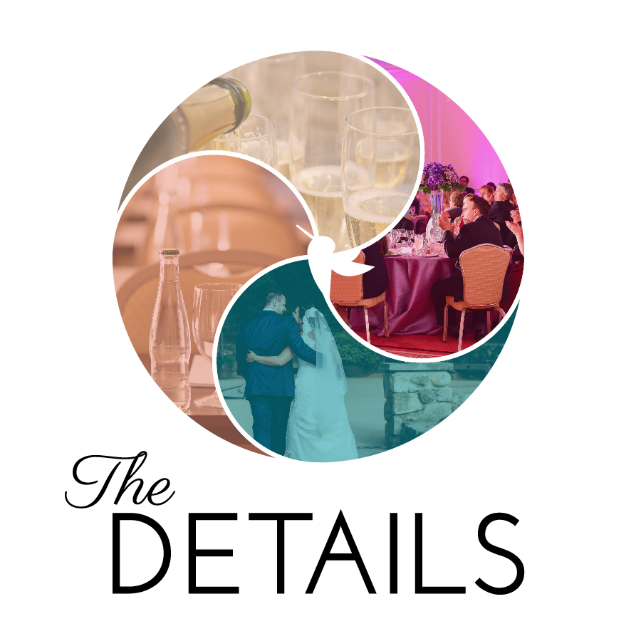 The Details Events Wedding Planners | Rebrand Full Brand Story Identity and Website