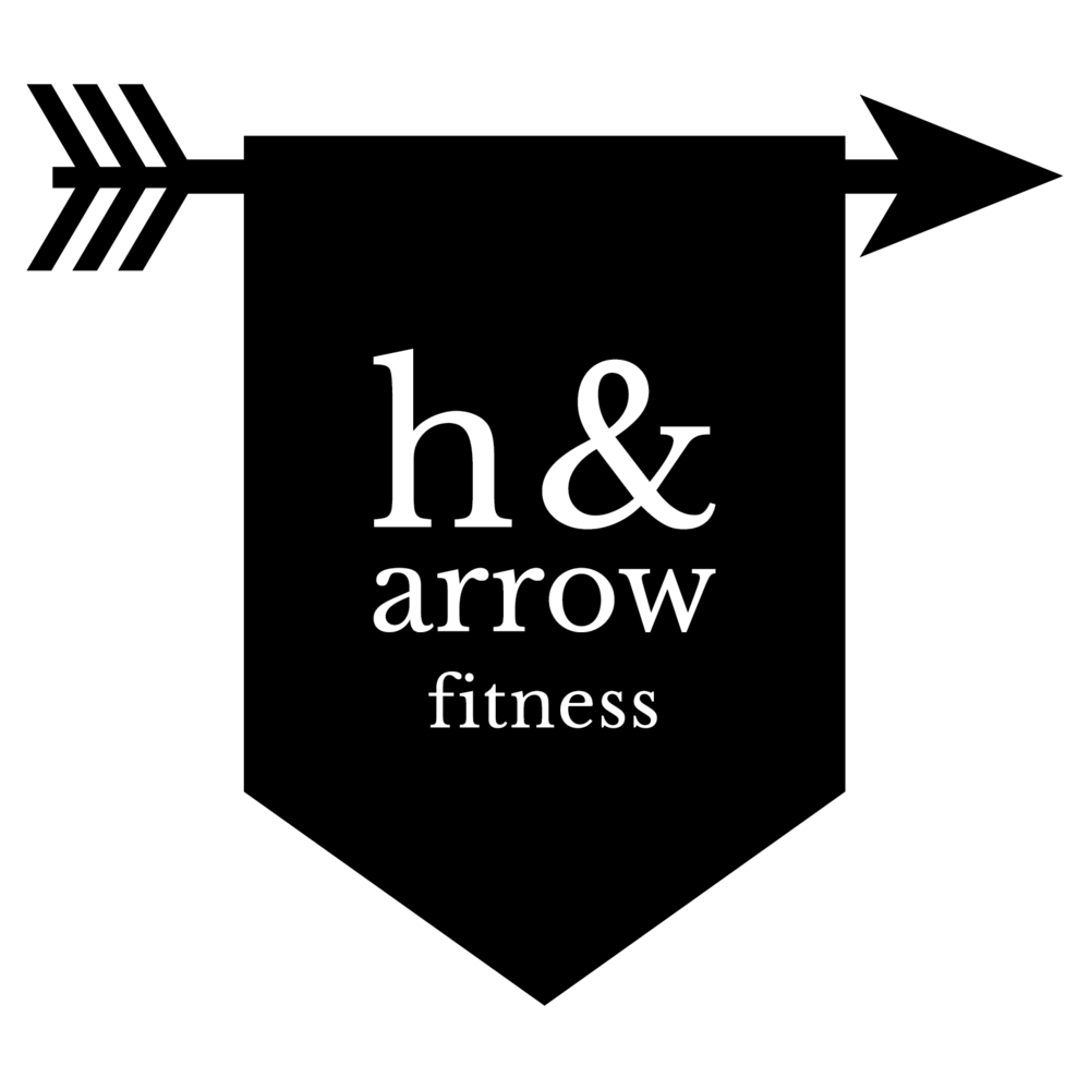 H & Arrow Fitness  Personal Fitness Training & Classes | New Brand  Naming, Full Brand Story, Photoshoot and Website