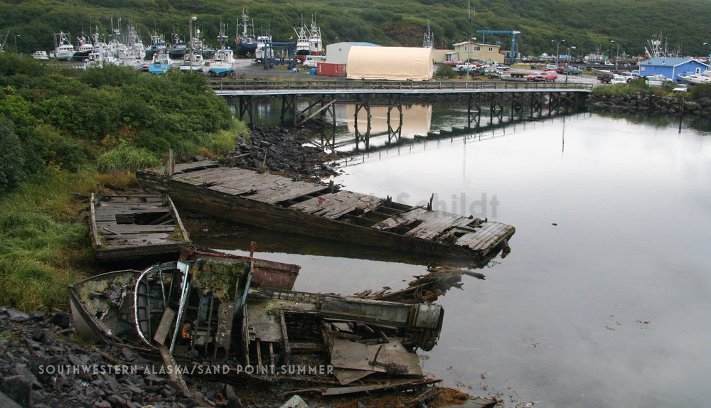 CT4 Southwestern Alaska:the Chain_ Sand Point late summer old boats copy.jpg