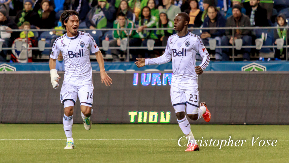 2013-10-09 Kekuta Manneh's First Goal Celebration.jpg