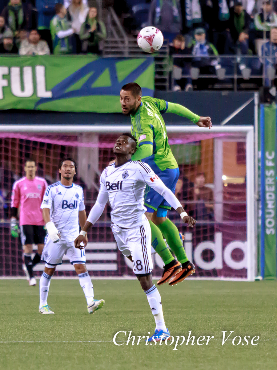 2013-10-09 Gershon Koffie and Clint Dempsey.jpg