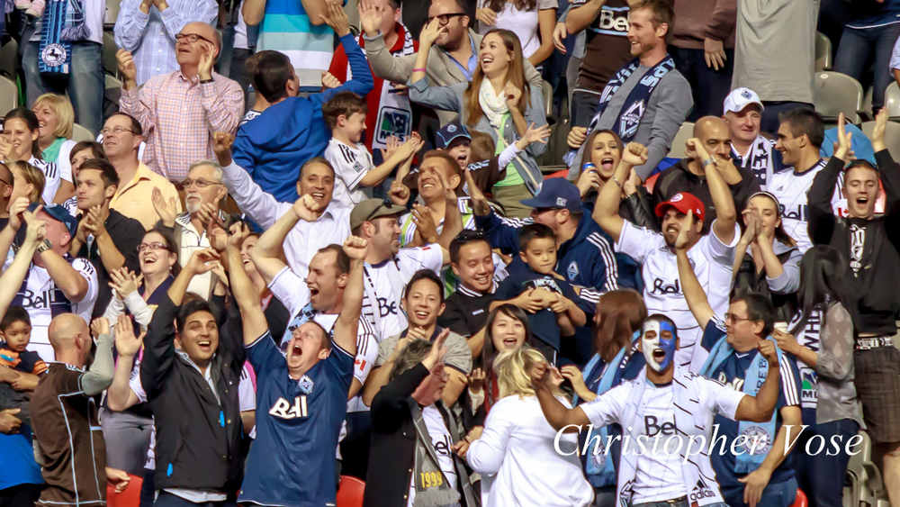 2013-10-06 Rain City Brigade Goal Reaction (Sanvezzo's First).jpg